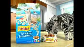Friskies TV Spot For Friskies Seafood Sensations - Thumbnail 1