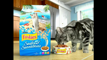 Friskies TV Spot For Friskies Seafood Sensations - Thumbnail 10