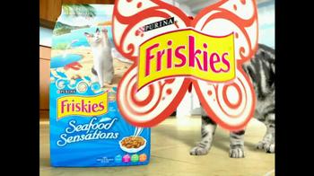 Friskies TV Spot For Friskies Seafood Sensations - Thumbnail 2
