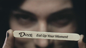 Dove Chocolate TV Spot, 'Eat Up Your Moment' - Thumbnail 9