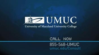 University of Maryland University College TV Spot For 50,000 Jobs - Thumbnail 8