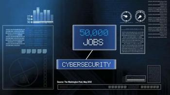 University of Maryland University College TV Spot For 50,000 Jobs - Thumbnail 2