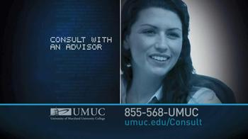 University of Maryland University College TV Spot For 50,000 Jobs - Thumbnail 5