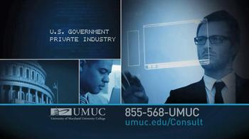 University of Maryland University College TV Spot For 50,000 Jobs - Thumbnail 6