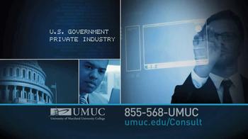 University of Maryland University College TV Spot For 50,000 Jobs - Thumbnail 7