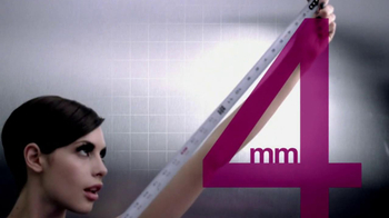 Maybelline New York Illegal Length Mascara TV Spot, 'Every Law' - 334 commercial airings