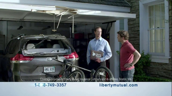 Liberty Mutual TV Spot, 'Accident-Prone Humans' - Thumbnail 8