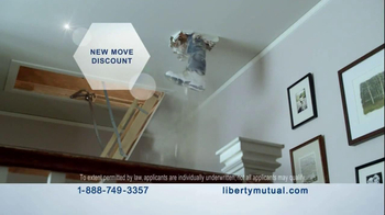 Liberty Mutual TV Spot, 'Accident-Prone Humans' - Thumbnail 5