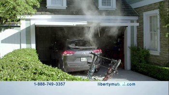 Liberty Mutual TV Spot, 'Accident-Prone Humans' - 1608 commercial airings