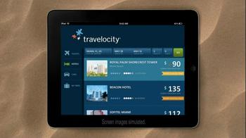 Travelocity Reservation Guarantee TV Spot - Thumbnail 9