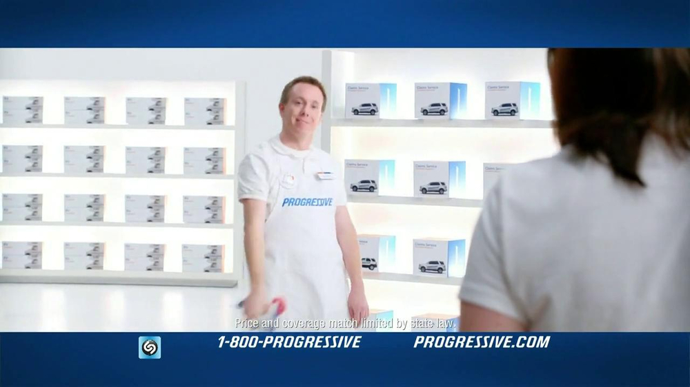 Progressive TV Commercial For Name Your Price Tool - iSpot.tv