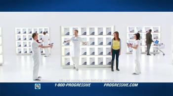 Progressive TV Spot For Name Your Price Tool - Thumbnail 5