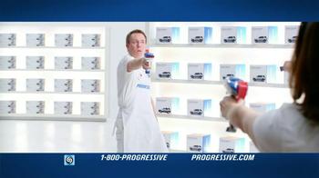 Progressive TV Spot For Name Your Price Tool - Thumbnail 9