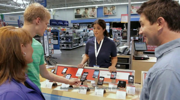 Walmart TV Spot For 4G LTE Droid Razr With Anita - 163 commercial airings