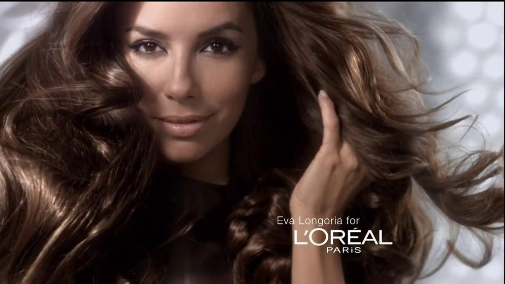 L'Oreal EverCreme Moisture System TV Commercial Featuring Eva Longoria