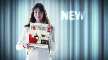 Ethan Allen TV Spot For Express