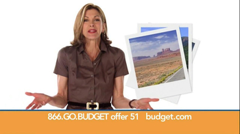 Budget Rent a Car TV Spot For SUV Featuring Wendie Malick - Thumbnail 3