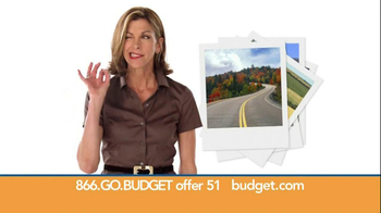 Budget Rent a Car TV Spot For SUV Featuring Wendie Malick - Thumbnail 4