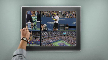DIRECTV TV Spot, 'US Open' - 111 commercial airings