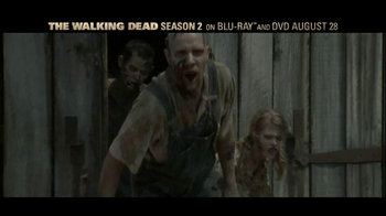 The Walking Dead: The Complete Second Season Home Entertainment TV Spot - Thumbnail 1