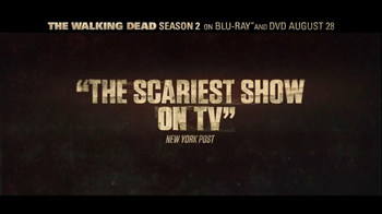 The Walking Dead: The Complete Second Season Home Entertainment TV Spot - Thumbnail 4