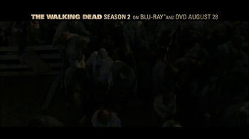 The Walking Dead: The Complete Second Season Home Entertainment TV Spot - Thumbnail 8