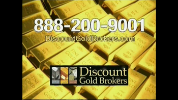 Discount Gold Brokers TV Spot For Buy Gold Now - Thumbnail 10