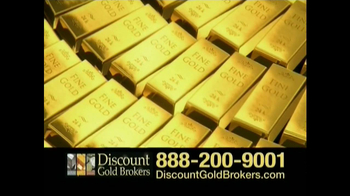 Discount Gold Brokers TV Spot For Buy Gold Now - Thumbnail 6