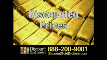 Discount Gold Brokers TV Spot For Buy Gold Now - Thumbnail 7