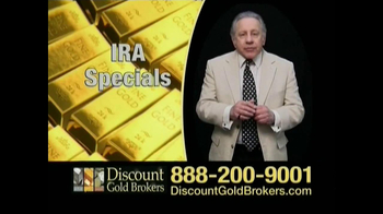 Discount Gold Brokers TV Spot For Buy Gold Now - Thumbnail 9
