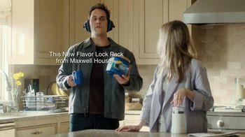Maxwell House Flavor Lock Pack TV Spot, 'Loud Grinder' - 145 commercial airings