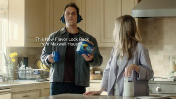 Maxwell House Flavor Lock Pack TV Spot, 'Loud Grinder' - Thumbnail 4