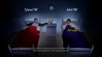 Advil TV Spot, 'Tylenol PM vs. Advil PM' - Thumbnail 3