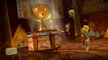 Honey Nut Cheerios TV Spot, 'Mummy Honey' - Thumbnail 2