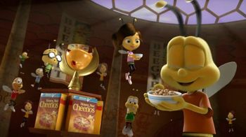 Honey Nut Cheerios TV Spot, 'Mummy Honey'