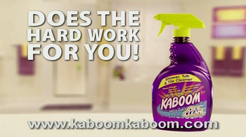 Kaboom TV Spot For Kaboom With Oxi Clean - Thumbnail 9
