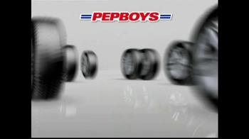 PepBoys TV Spot For Tires & Oil Changes - Thumbnail 1