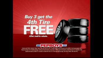 PepBoys TV Spot For Tires & Oil Changes - Thumbnail 2