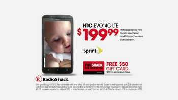 Radio Shack TV Spot, 'Baby on Webcam' - Thumbnail 3