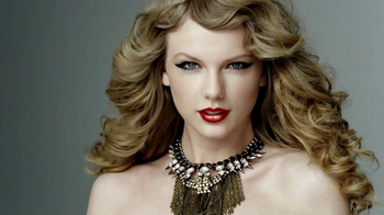 CoverGirl Clean Makeup TV Spot, 'Who Are You?' Featuring Taylor Swift