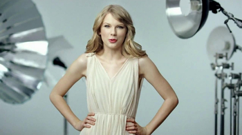 CoverGirl Clean Makeup TV Spot, 'Who Are You?' Featuring Taylor Swift - Thumbnail 8