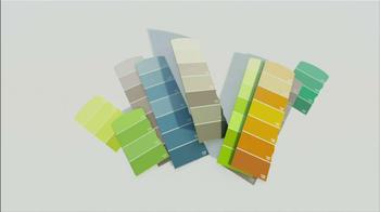 Sherwin-Williams TV Spot, 'Paint Color World' - Thumbnail 1