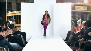 K-mart TV Spot For Back To School Runway - Thumbnail 4