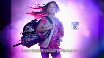 K-mart TV Spot For Back To School Runway