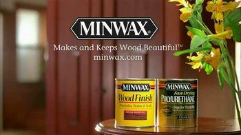 Minwax TV Spot, 'Easier Than I Thought'