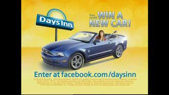 Days Inn TV Spot For Turn Up Take Off Sweepstakes - Thumbnail 4
