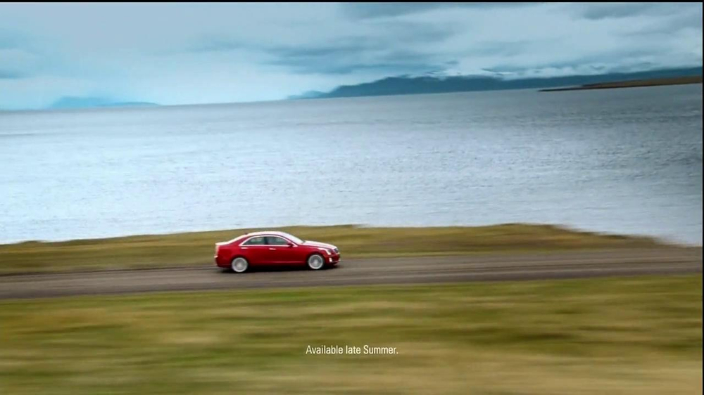 Cadillac ATS vs. The World TV Commercial, 'Chilean Patagonia' - iSpot.tv