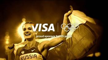VISA TV Spot Featuring Yelena Isinbaeva - Thumbnail 6