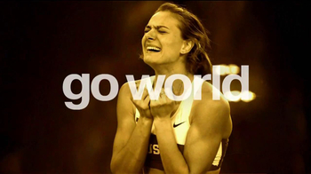 VISA TV Spot Featuring Yelena Isinbaeva  - 10 commercial airings