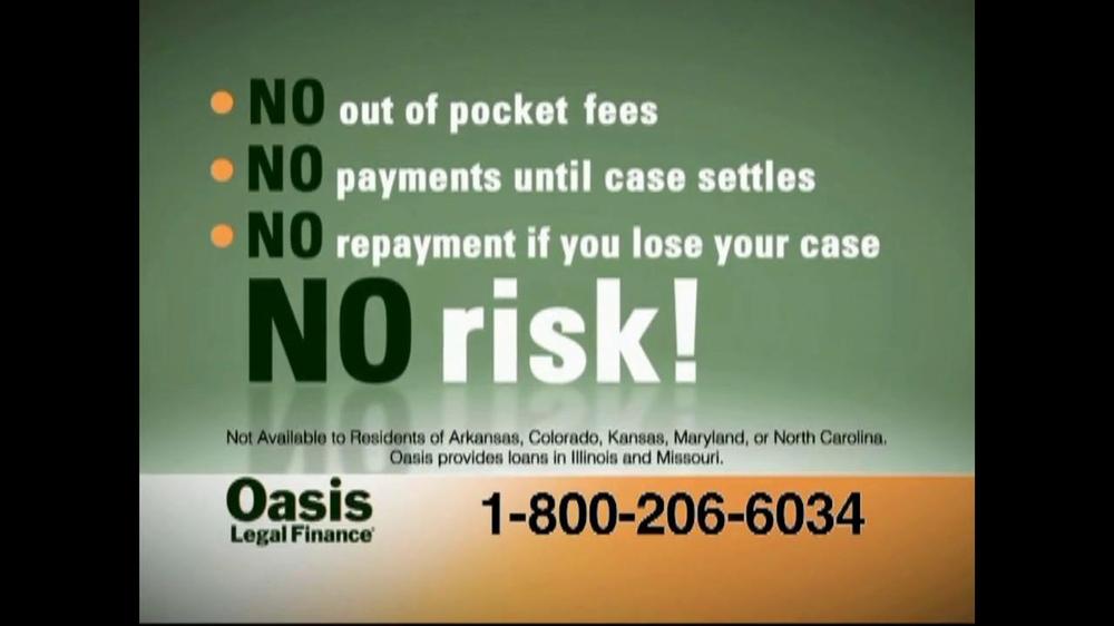 Oasis Legal Finance